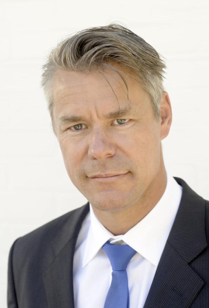Parat-forhandler Lars Petter Larsen
