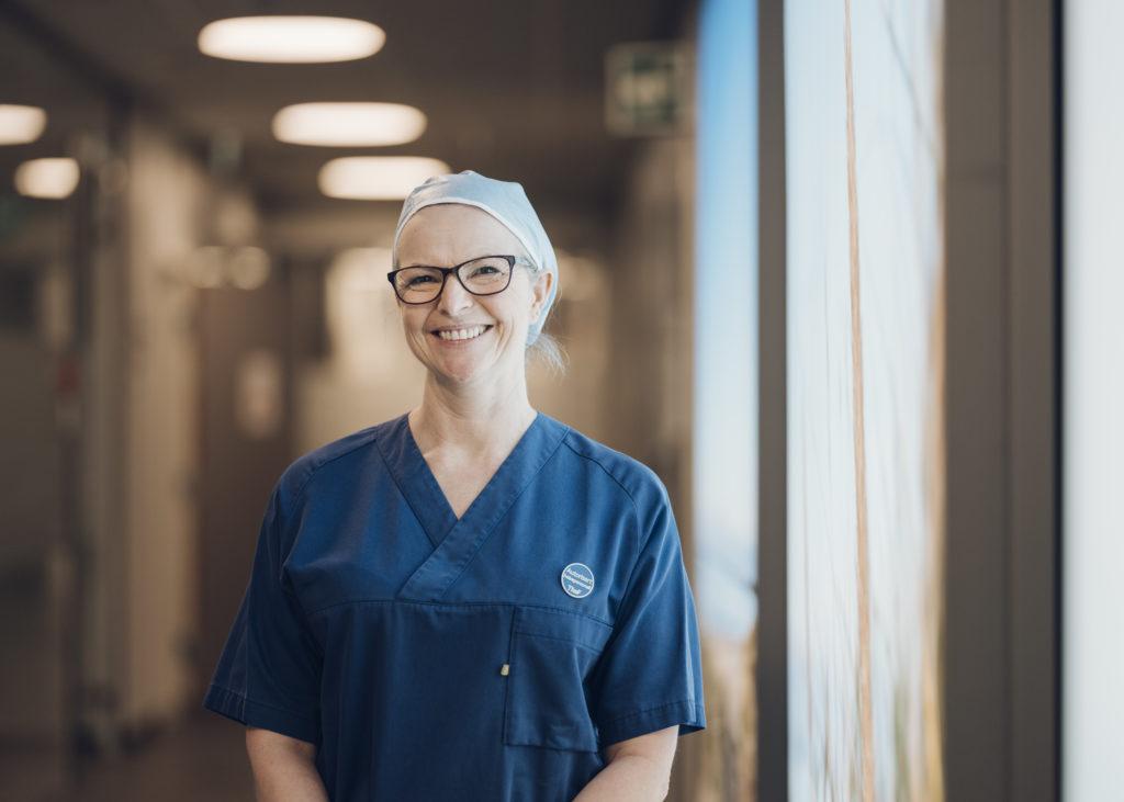 Tannhelsesekretær Marit Charlotte Angelvik